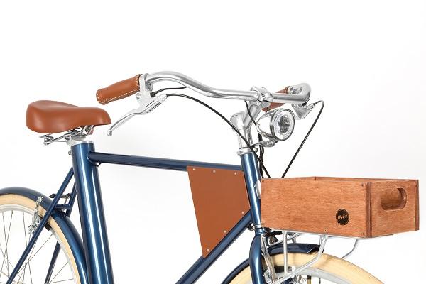 437-Vela Bikes - Bicicleta Elétrica - 3-4 - Azul