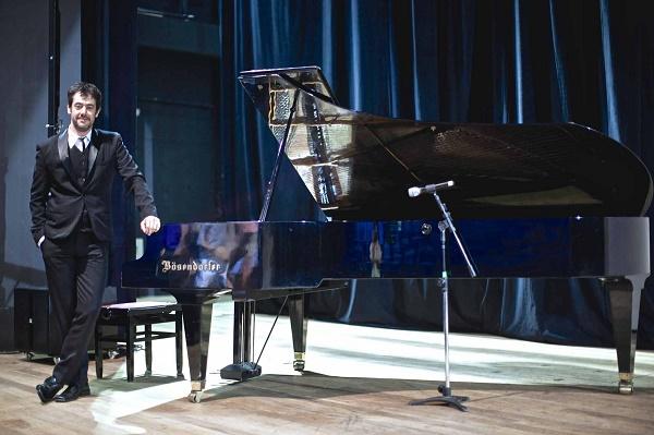 Tony Berchmans Canto