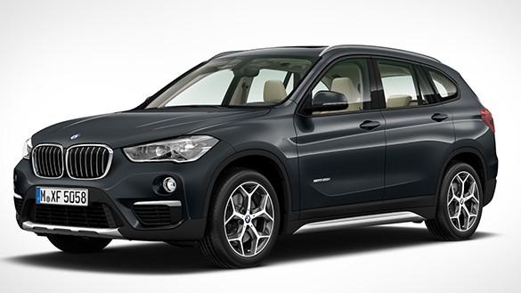 BMW X1, nacional em janeiro