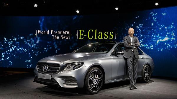Mercedes Classe E 2016, aerodinâmica e confortos eletrônicos