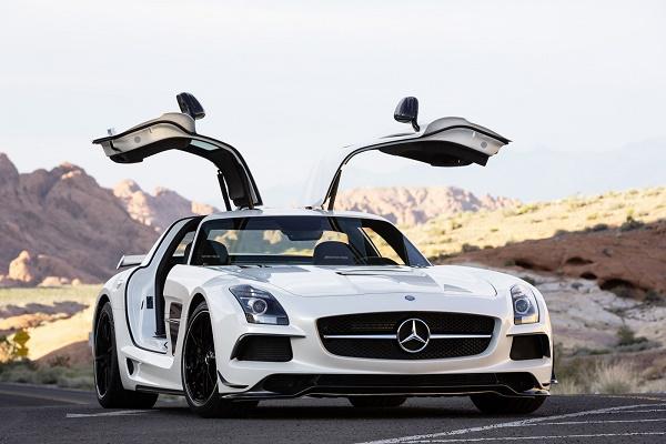 Mercedes SLS AMG, futuro clássico