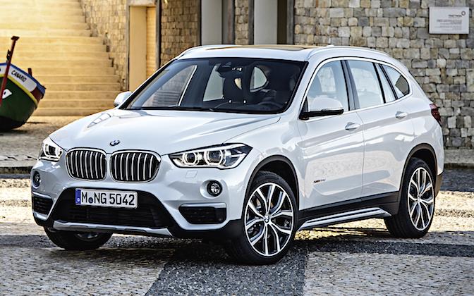 BMW X1. Mais espaçoso e motor do Mini