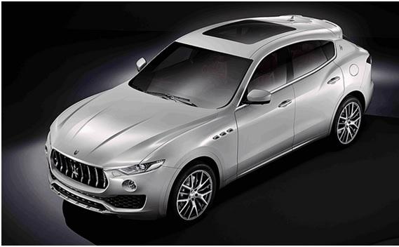 Maserati Levante, primeirocrossoverno centenário da marca. Estilo confuso, sem o brilho do traço italiano.