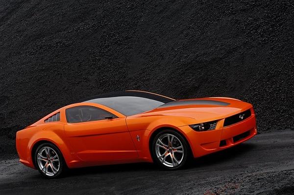 Giugiaro Mustang