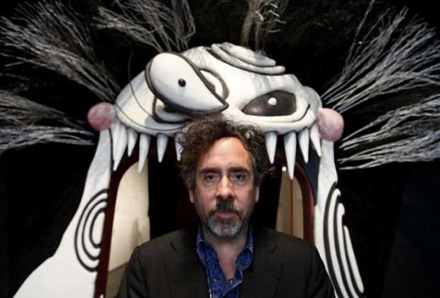 """""""O Mundo de Tim Burton"""""""