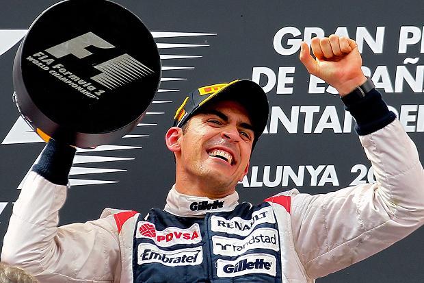 Única vitória na Fórmula 1 de Maldondo: GP da Espanha em 2012
