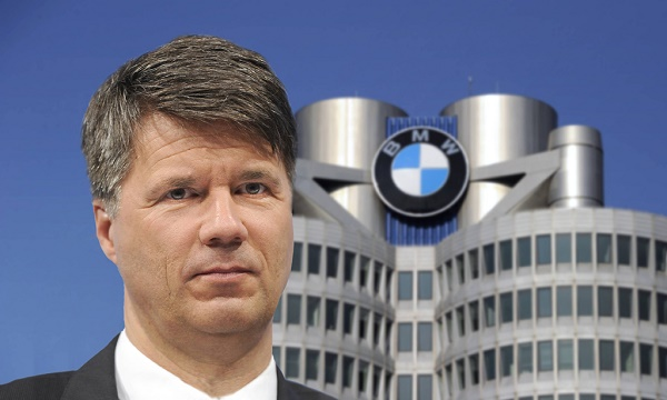 Harald Krüeger, CEO da BMW