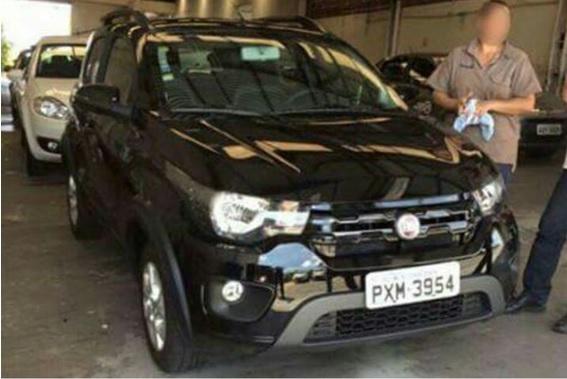 Mobi, novo Fiat, chega em abril