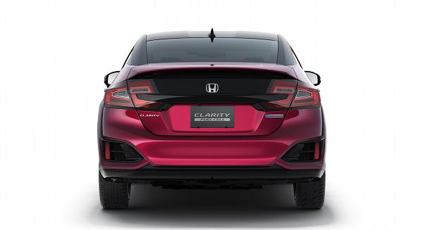 Honda-Clarity-rear