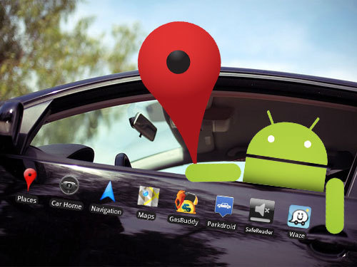 android-car