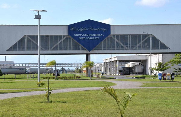 Ford Brasil Fotos Content Factory Planta de Camaçari - BH Externas novembro/2011