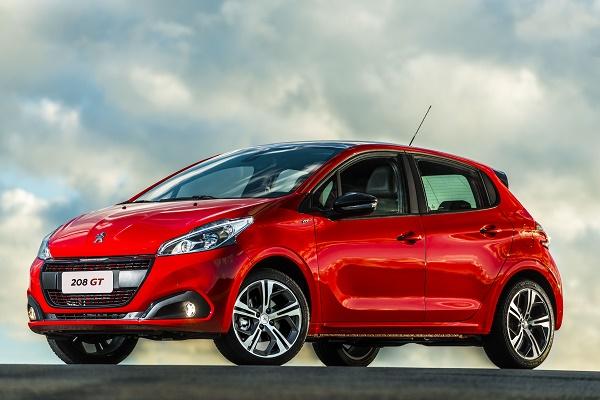 Novo Peugeot 208. Atraente