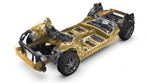 Nova plataforma global Subaru