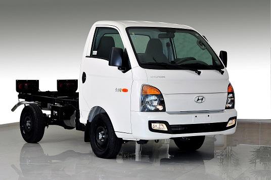 VUC Hyundai HR