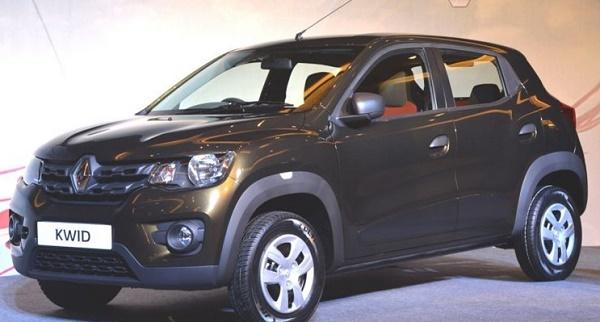 Renault Kwid indiano. Aqui, mudanças e novo motor mais forte