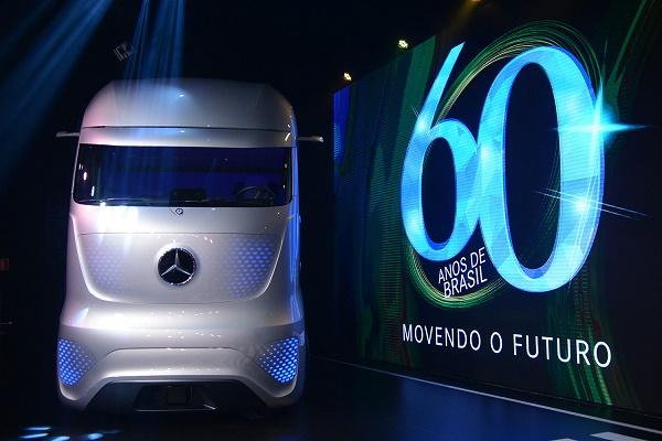 Mercedes 60, movendo o futuro
