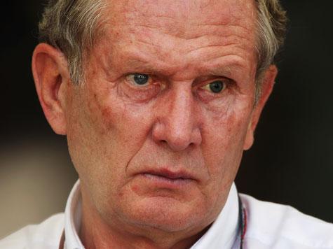 Helmut Marko cansou de Kvyat