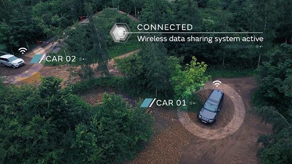 jlrdemonstratesallterrainselfdrivingechnologyconnectedconvoy01
