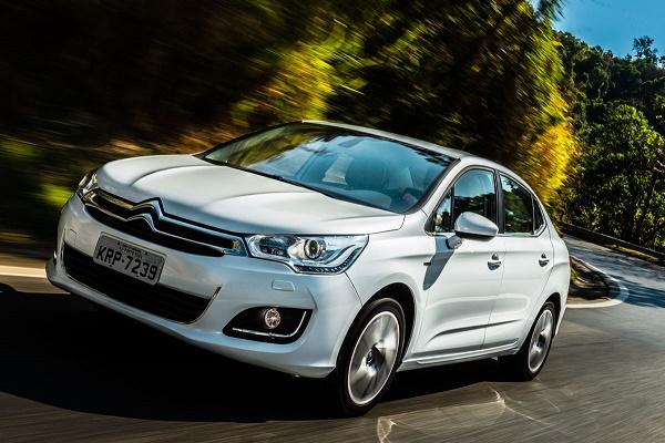 Citroën C4 Lounge, mais conteúdo, mais economia, preço contido.