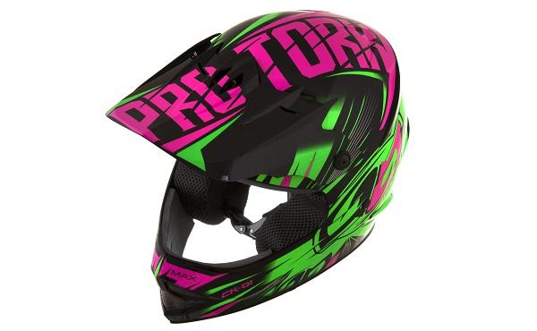 Lançamento capacete off road da Pro Tork