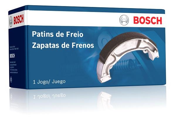 Patins de freio - Bosch