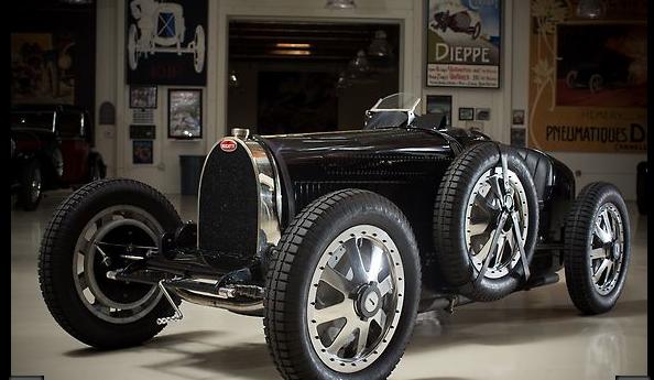 Pur Sang, cópia de Bugatti,made in Argentina