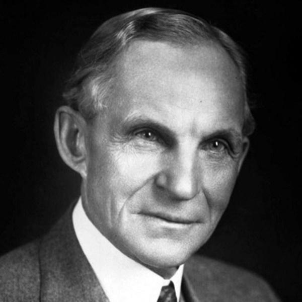 """Henry Ford, o nome do """"robô"""""""